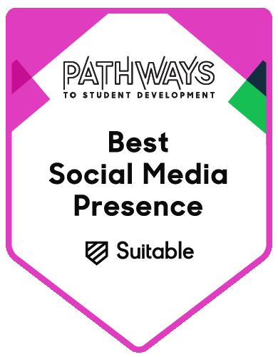 Best Social Media Presence