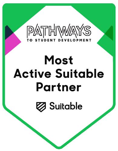 Most Active Suitable Partner