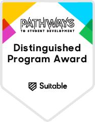 Distinguished Program Award